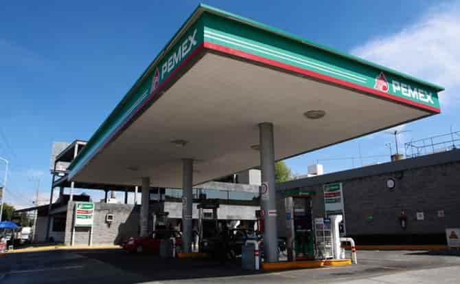 Empresa, gasolina, combustible