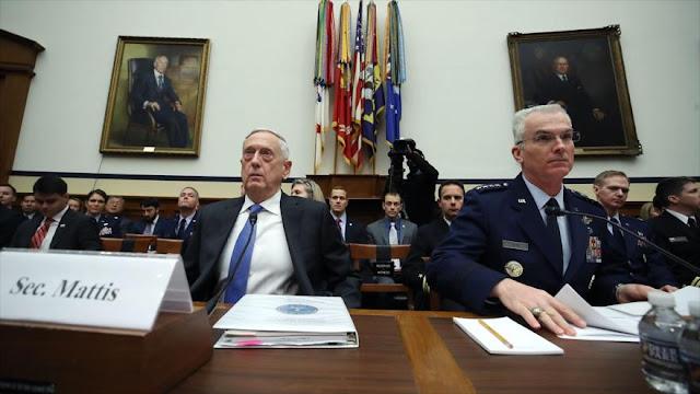 Pentágono: EEUU refuerza poder nuclear para contener a Rusia