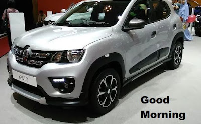 Good morning images - Renault kwid colours with images