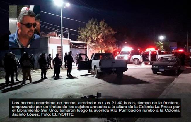 Grupo armado del CDG en convoy de al menos 20 camionetas asesina a mando mayor de la Policía Ministerial Investigadora  Screen%2BShot%2B2018-03-17%2Bat%2B05.28.11