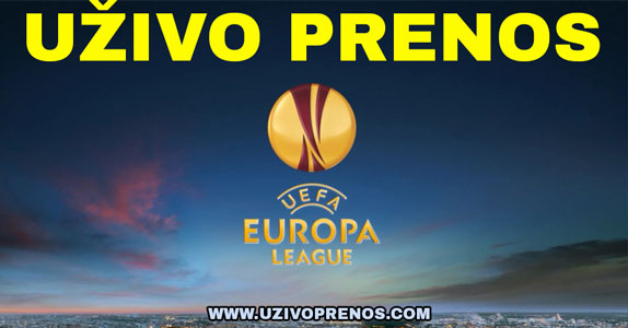 Liga Evrope: Uživo prenos preko interneta