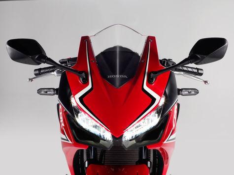 Tampilan Motor Baru Honda CBR500R, Semakin Sporty dan Aerodinamis