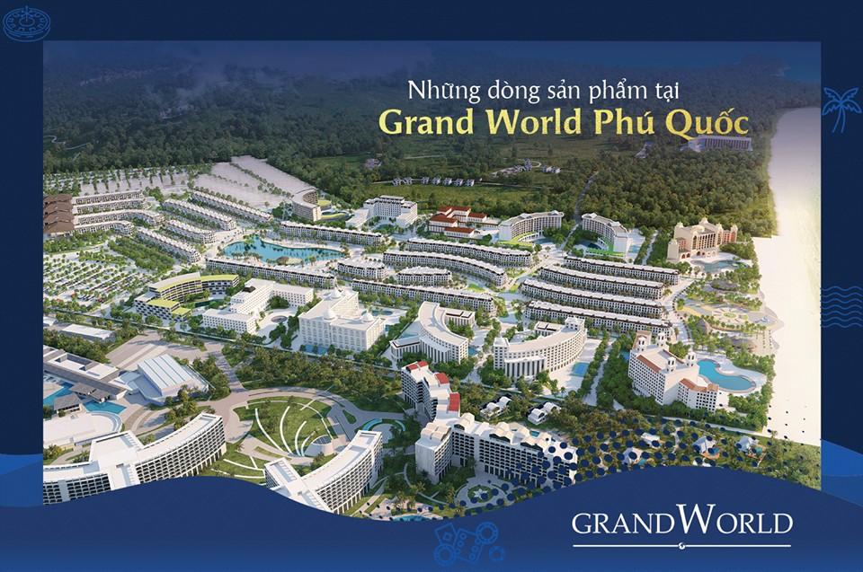 Grand World Condotel & Shop Casino Phú Quốc