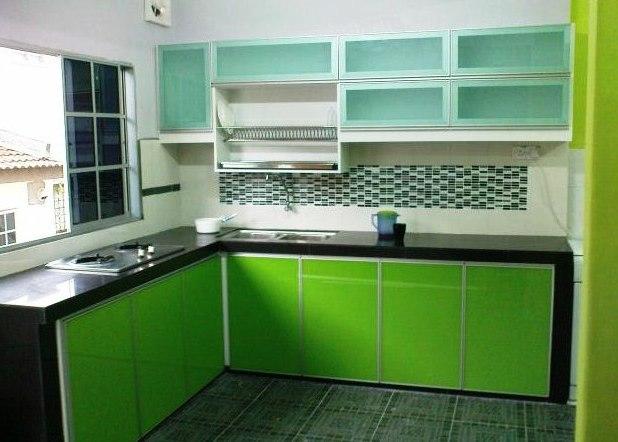 Model Desain Kabinet Dapur Sederhana