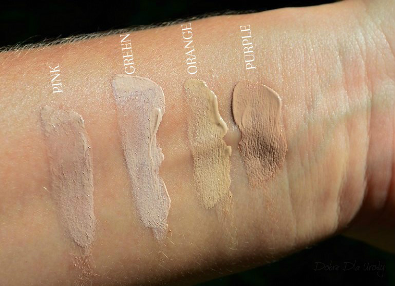 Skin79 Super+ Beblesh Balm - swatch