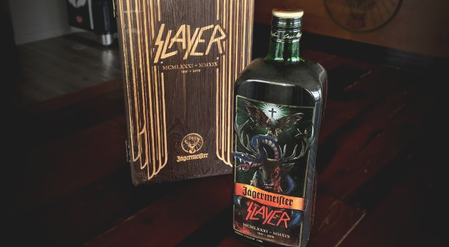 slayer jägermeister 2019