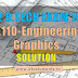 Engineering Graphics BE110 University Question Paper Solution