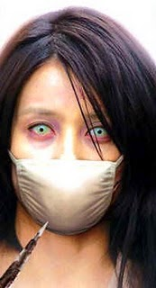 La Kuchisake Onna (La mujer de boca cortada)