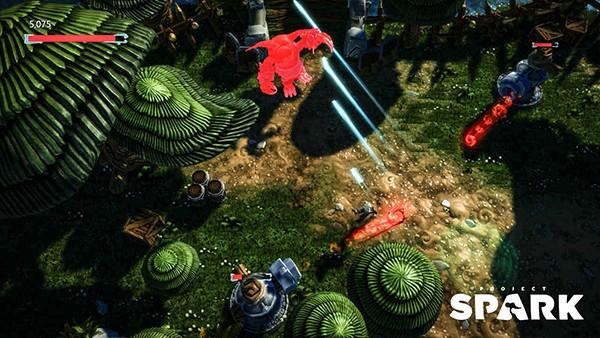 A Microsoft anunciou, durante o mês de maio, sua decisão de retirar Project Spark, que acaba de encerrar seus servidores para Xbox One e PC.