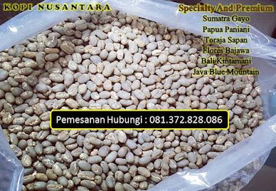 Distributor Biji Kopi Grade 1 Surabaya