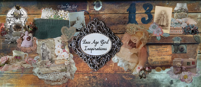 Blog Header by Lace Age Girl