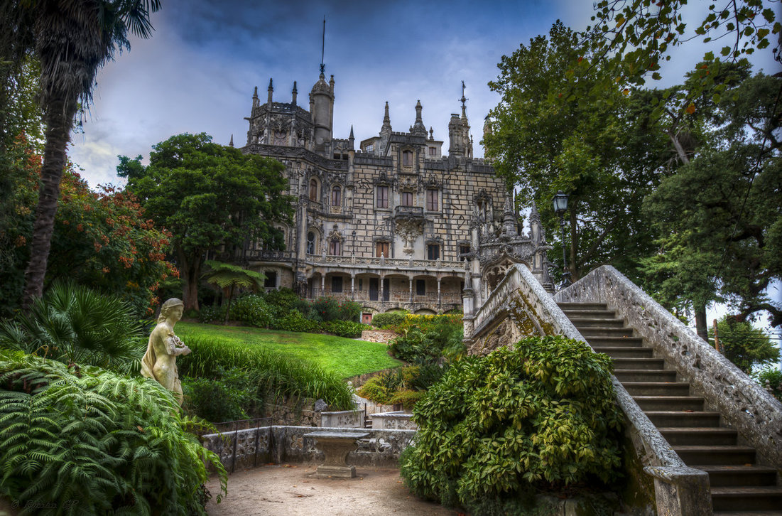 Pontos tur sticos de sintra dicas de lisboa e portugal for Oficina de turismo sintra