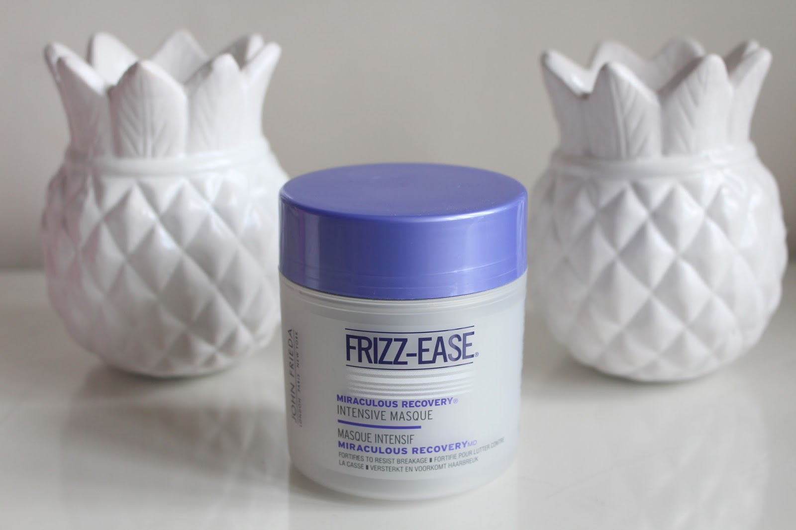John Frieda Frizz-Ease Miraculous Recovery Intensive Masque