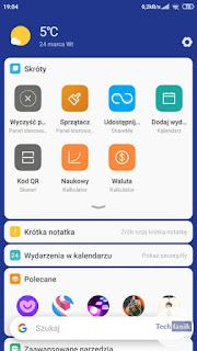 Xiaomi Panel Boczny