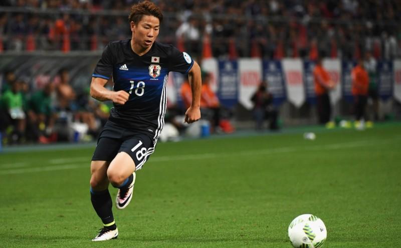 Takuma Asano, stiker baru Arsenal asal Jepang