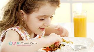 كل شيء عن تغذية الأطفال أثناء الاسهال