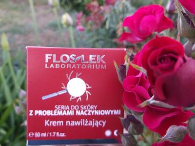 FlosLek || um creme super hidratante para a minha pele