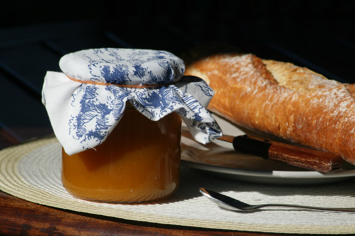 arreglar mermelada ciruelas amarillas acida