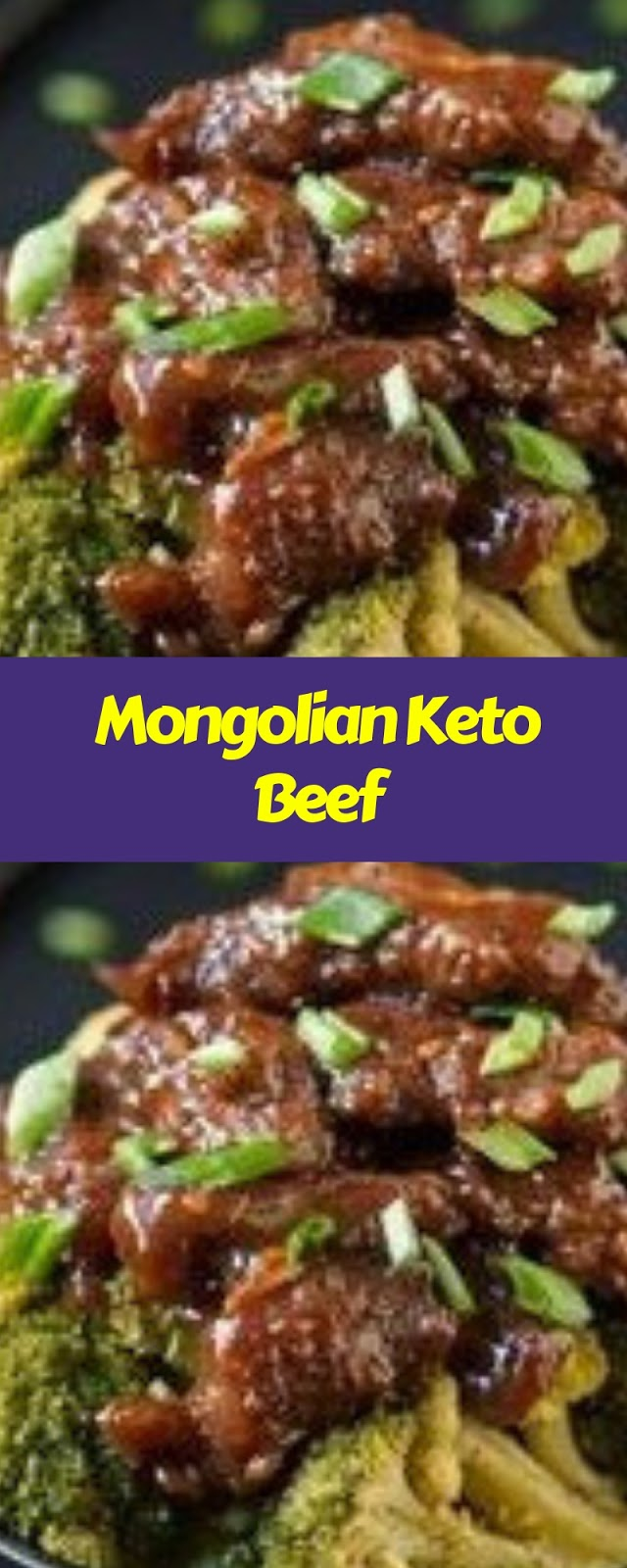 The Best  Mongolian Keto Beef Recipe