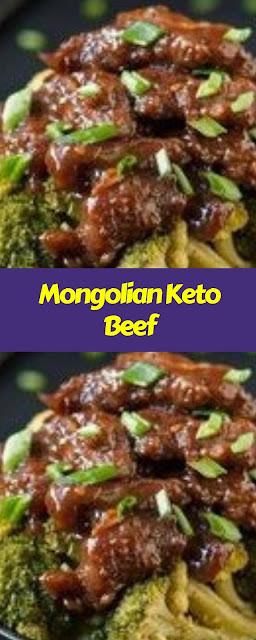 Mongolian Keto Beef