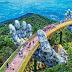 Cây cầu vàng với bàn tay khổng lồ gây sốt vì vẻ đẹp tiên cảnh như ở cõi trời tại Đà Nẵng
