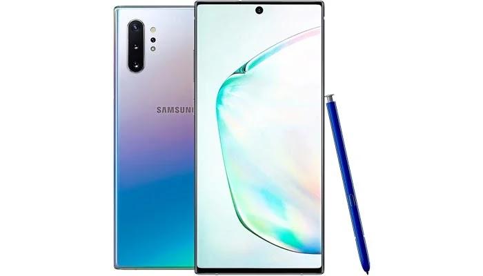Samsung Galaxy Note 10 Fitur