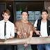 Jiro, Wu y Calvin abren un salón de belleza