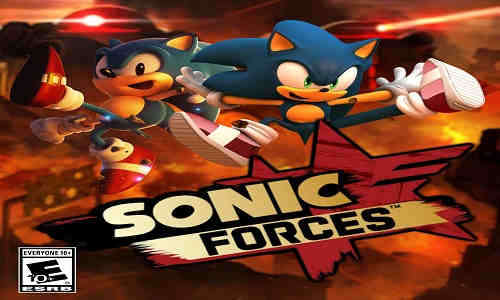 Sonic Forces Game Free Download