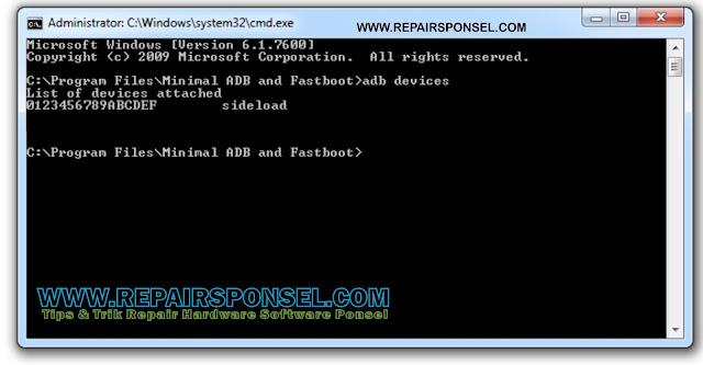 Flash Asus Zenfone 2 Z00ED via ADB Fasboot
