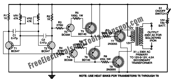Free Schematic Diagram