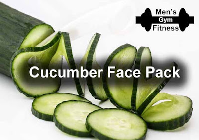 8 Homemade Face Pack Will Make Your Face Glowing & Oil Free In Summer:- Cucumber Face Pack