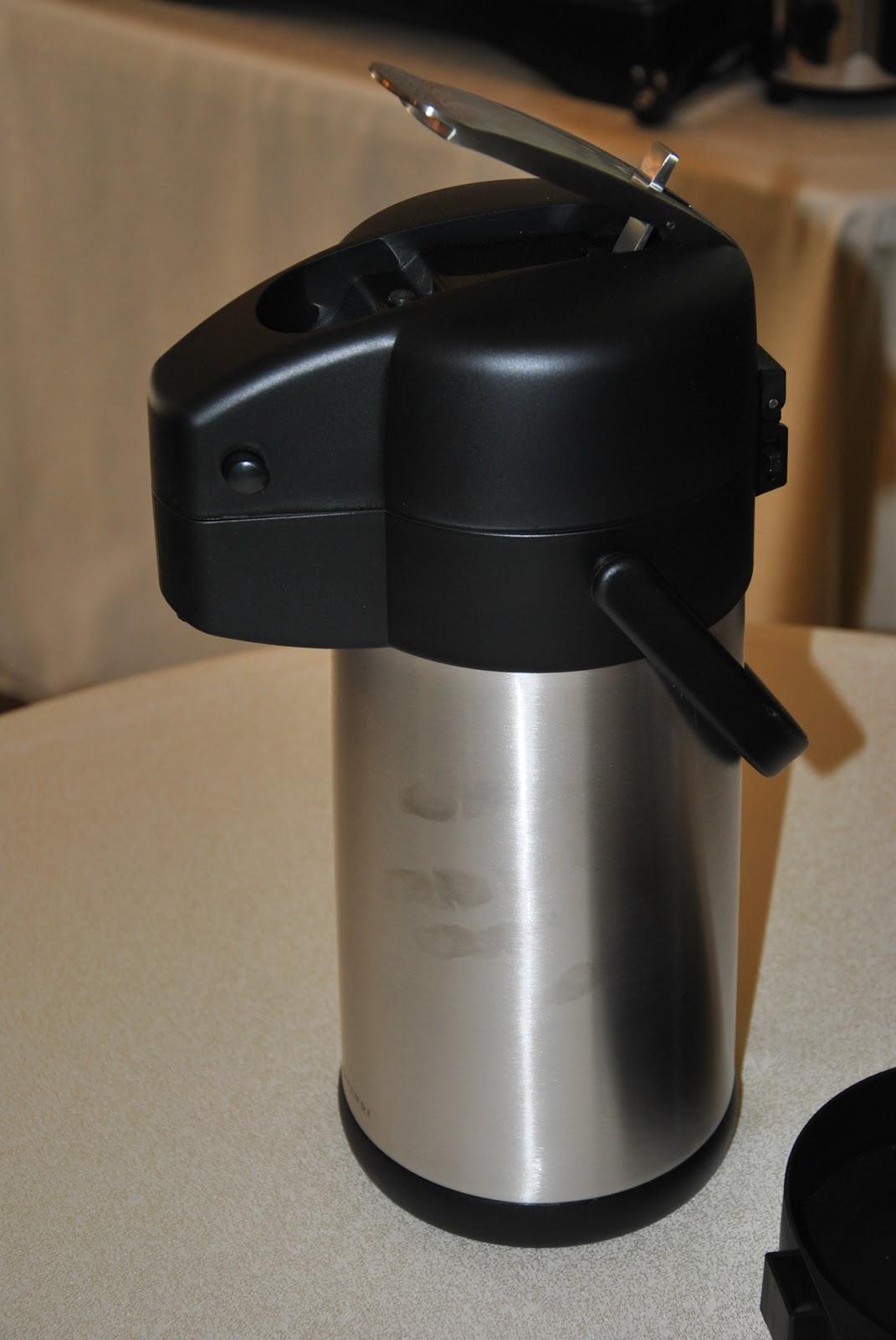Termos cu Pompa, Termos Premium, Termos Cafea, Termosuri Profesionale