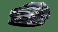 Paket Simulasi Kredit Toyota Camry di Pekanbaru