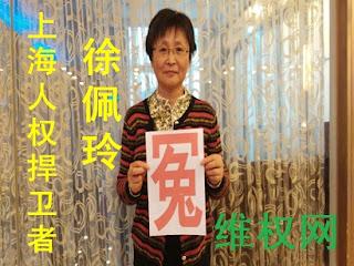 徐佩玲给李克强总理与公安局白少康局长公开信