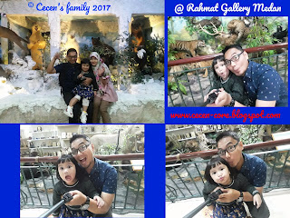 Arisandy Joan Hardiputra, Epi Friezta Dewi Hasibuan, Clarissa Astrid Sofia Friezcen di Rahmat Gallery Medan