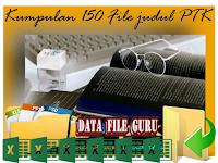 Kumpulan 150 File Guru Judul PTK (Penelitian Tindakan Kelas) Lengkap