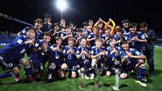Japan wins U20 Women World cup 2018