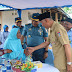 Baznas dan Lantamal II Bersinergi Bantu Bedah Rumah Warga Kurang Mampu di Padang Sarai