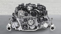 2012 Porsche 911 Carrera Coupe (911 not 998) Engine / Motor / Drive Train