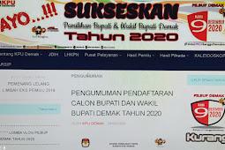 Hastin Atas Asih Ungkap KPU Demak Buka Pendaftara Paslon Pilkada Hingga Minggu 6 September