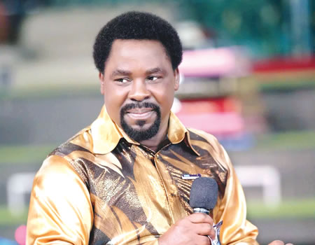 Listening to Prophet TB Joshua Against 2019 Election