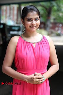 Actress Gayatri Rema Pictures in Pink Dress  0005.jpg