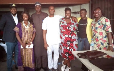 AGNEC Lagos State Chapter Celebrates Newly Elected Executives…Applauds Emeka Rising's Maturity