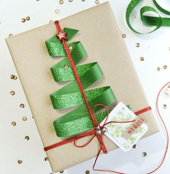 El Blog De La Navidad Ideas Envolver Regalos Navidad