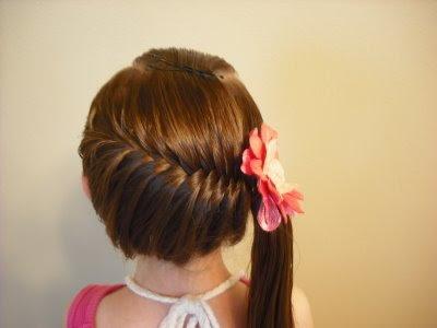 Peinados Faciles Para Ninas Verano 2013 Peinados
