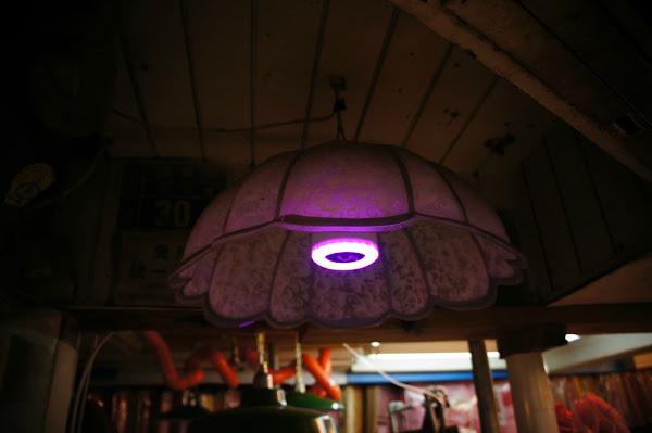 愛迪生工業 LED 藍芽音響燈