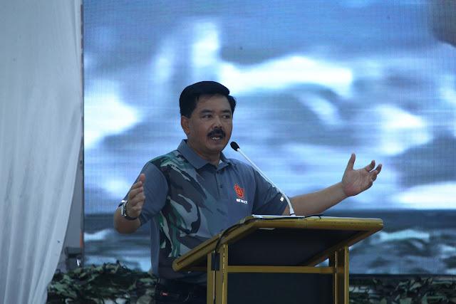 Panglima TNI : Sinergitas TNI dan Wartawan Perlu Dibina