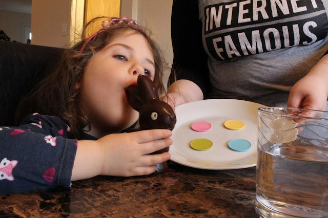 Pâques créatif avec Chocolats Favoris
