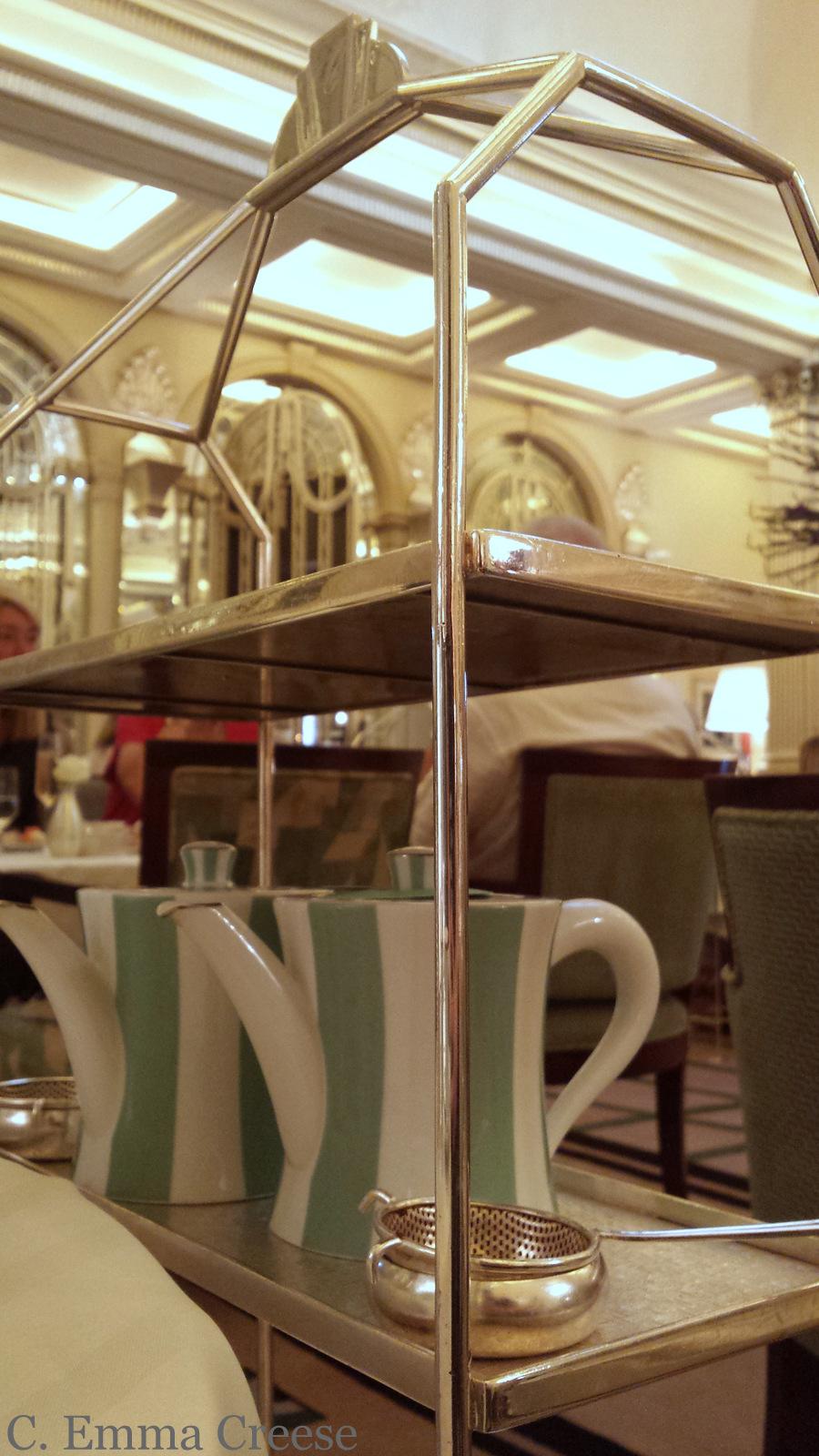 Luxury Gluten Free Afternoon Tea Claridges