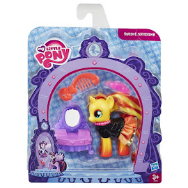 MLP Single Sunset Shimmer Brushable Pony